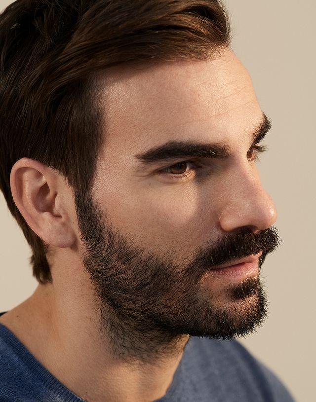 фото фасонов мужских бород яркими