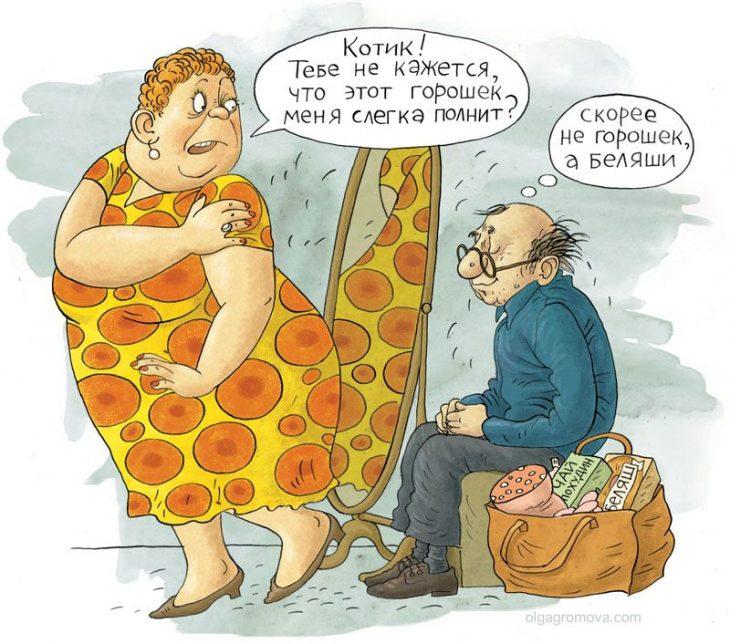 шутки в картинках толстые теплоизоляционные