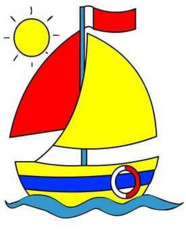 Картинки кораблик для детей детского сада