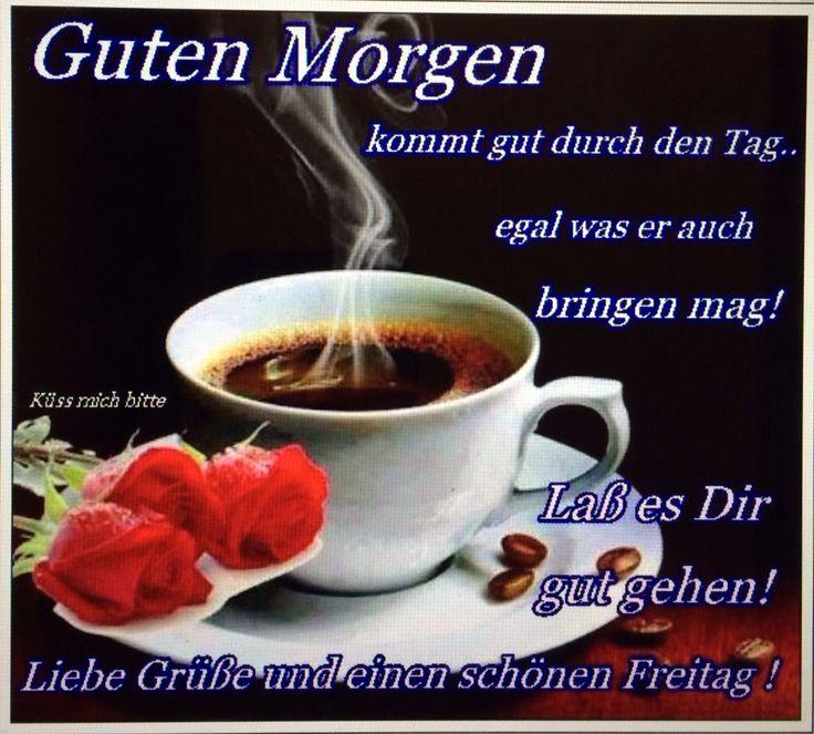 Картинка на немецком доброе утро