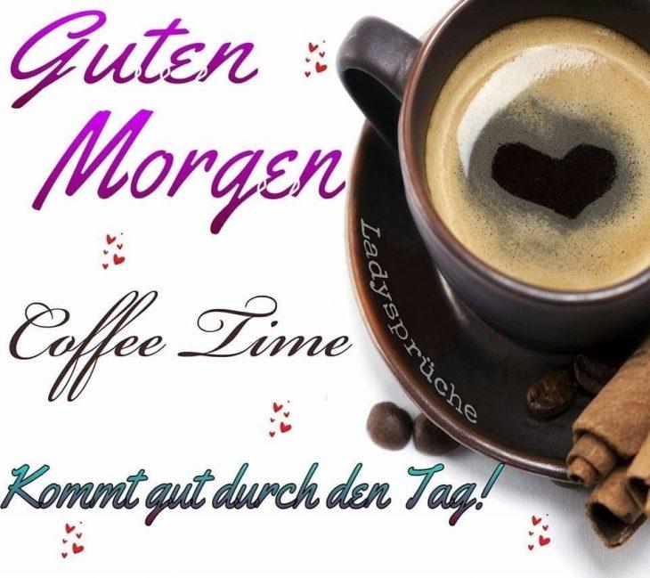 Открытки с добрым утром на немецком