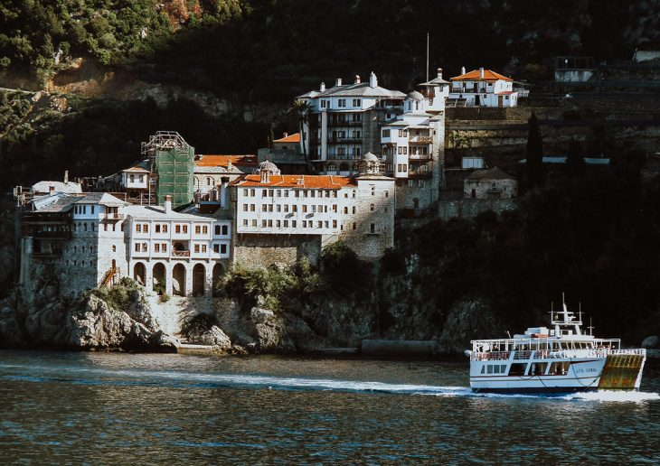 гора афон в греции монастырь фото думайте, что такие