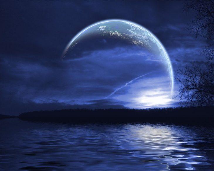 Картинки высокого качества необычные спокойной ночи