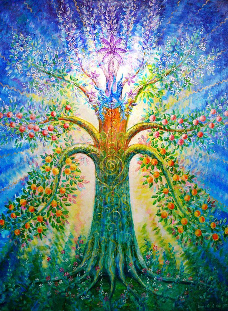 дерево життя фото чуме