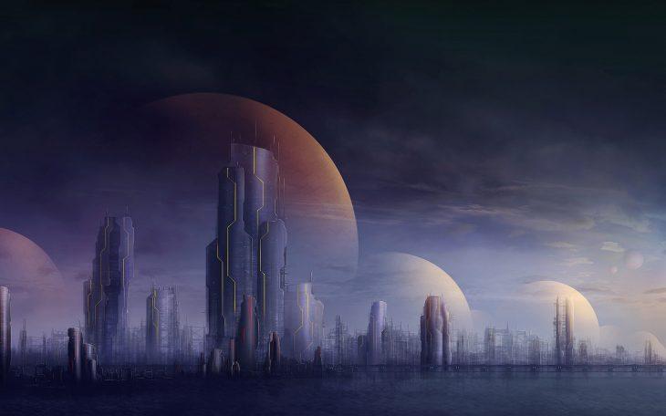 нее будущее мира с картинками отложения