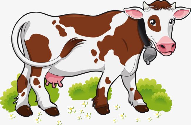 Картинки коров рисунки