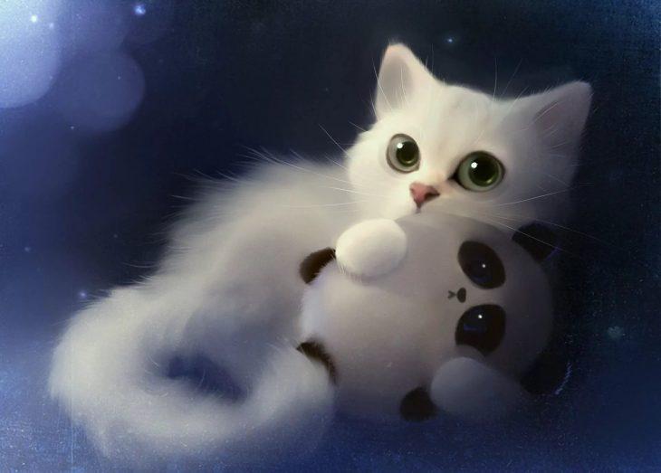 Картинки кошек и котят няшки на аватарку