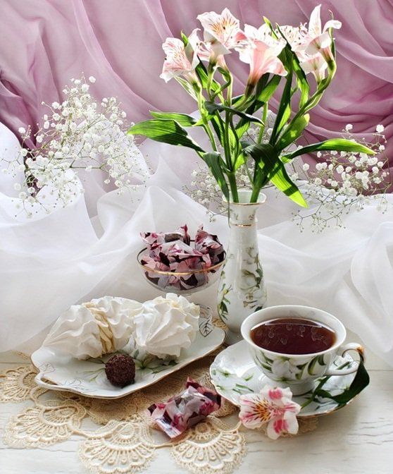 Прекрасного воскресного утра и дня картинки с цветами с надписями