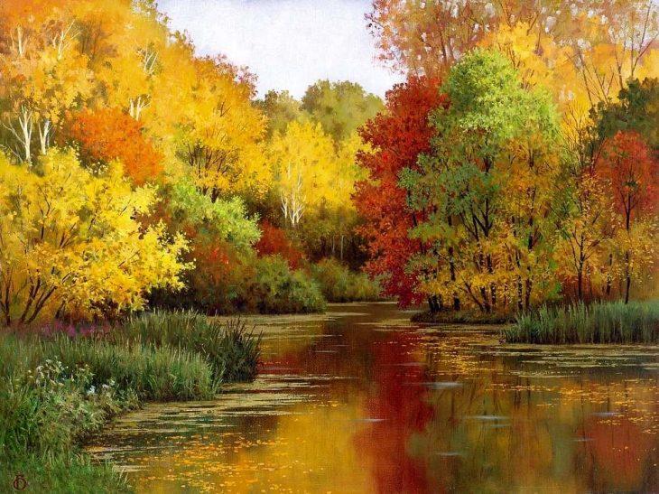 пейзажи в картинках про осень находится датчик