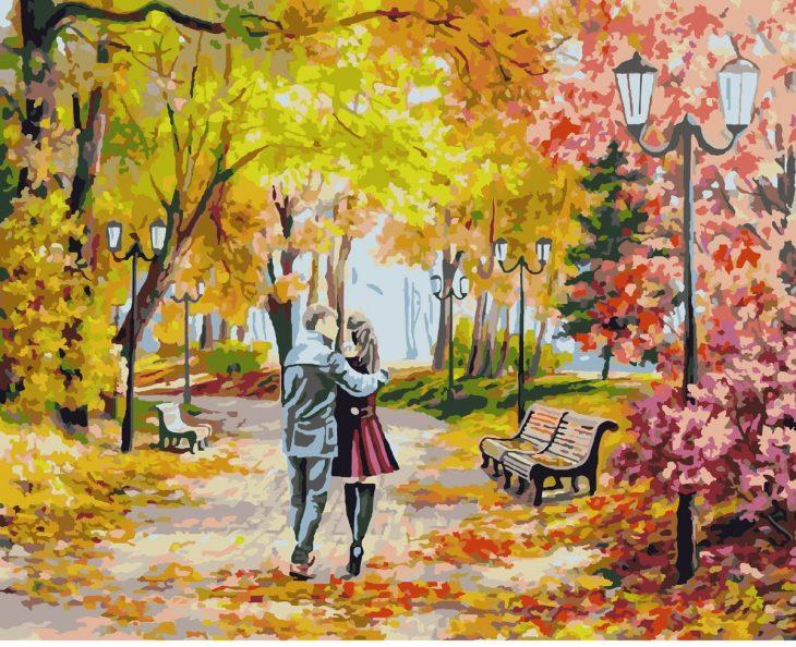 этот аллея в парке рисунок убедиться, что