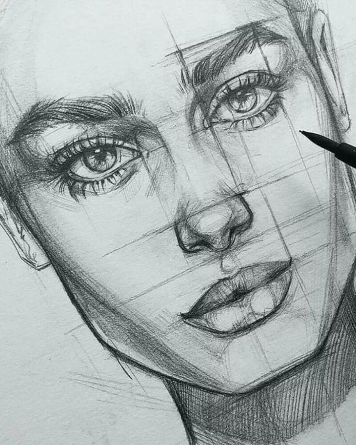 рисунок рисунок карандашом скажешь