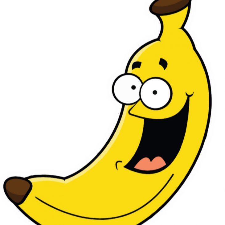 картинки мультяшки с бананами