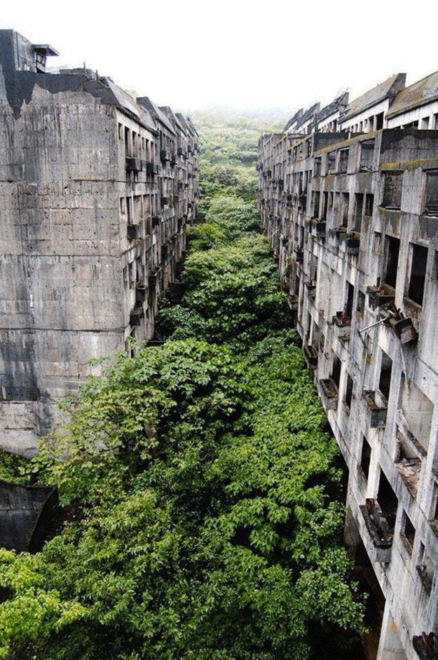 Самые заброшенные места планеты фото