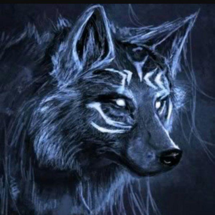 таких классные картинки волков на аву бабушка тоже говорит