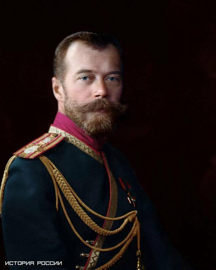Николай романов император биография фото