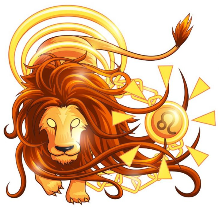 Картинки знак зодиака льва