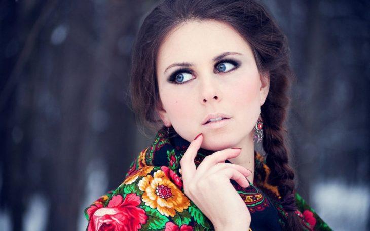 Фото руских ьелок