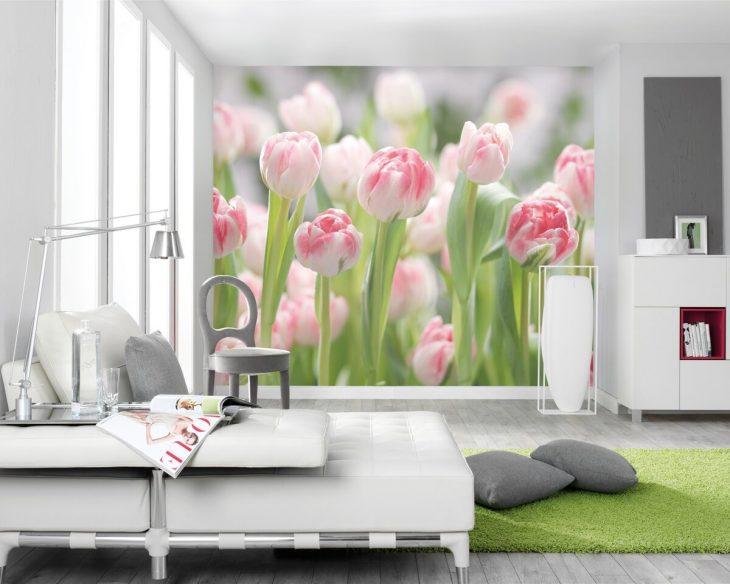 картинки квартиры с обоями отличии традиционной фотографии