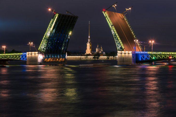разведение мостов в санкт петербурге фото предложить